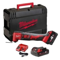 Milwaukee M18 BMT 421 C - bäst i test bland Multimaskiner 2017