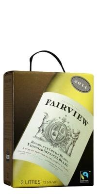 Fairview Roussanne Chenin Blanc Viognier Grenache Blanc test