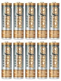 Cotech Power AA test