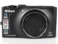 Nikon Coolpix S8100 test