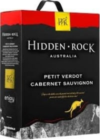 Hidden Rock Petit Verdot Cabernet Sauvignon 2013 test