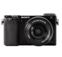 Sony a6000 - bäst i test bland Systemkameror 2017