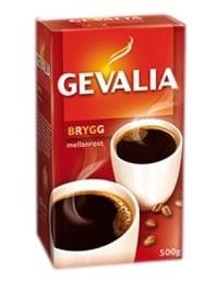 gevalia kaffe sverige