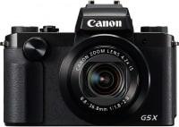 Canon PowerShot G5 X test