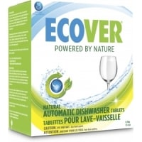 Ecover Powered by Nature test