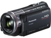 Panasonic HC-X900 test