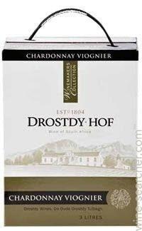 Drostdy-Hof Chardonnay Viognier 2013 test