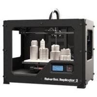 MakerBot Replicator 2 test