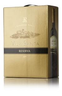 Vila Santa Reserva 2012 test