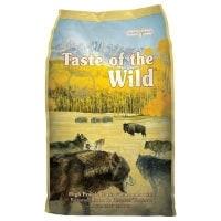 Taste of the Wild High Praire test