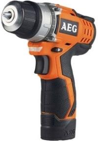 AEG BS 12 C2 LI test