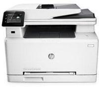 HP Color Laserjet Pro M277dw test