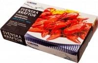 Lobster, Frysta svenska signalkräftor test