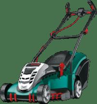Bosch Rotak 43 - bäst i test bland Eldrivna gräsklippare 2017