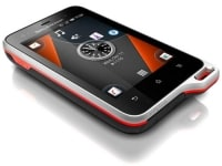 Sony Ericsson Xperia Active test