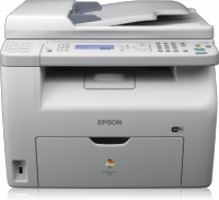 Epson Aculaser Cx17wf test