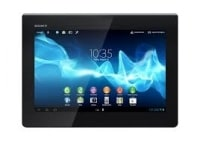 Sony Xperia Tablet S test