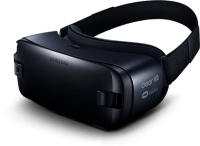 Samsung Gear VR test