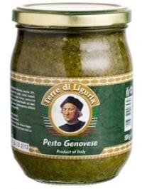 Terre di Liguria Pesto test