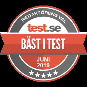 Kap gersåg test 2018