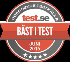 Alvorlig Tester av luftmadrasser: De 5 uppblåsbara madrasserna 2019 - Test.se FL-62