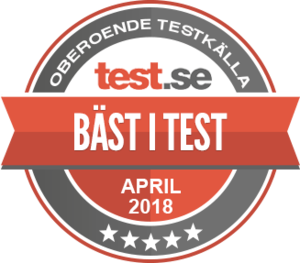 repeater bäst i test 2016