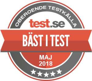 bäst i test babyvakt 2016