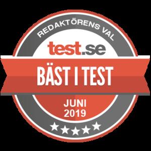 bordsfläkt bäst i test 2019