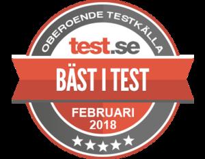 kolsyremaskin bäst i test 2016