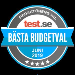 myggfångare bäst i test 2018
