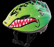 bike kidz grönt spänne