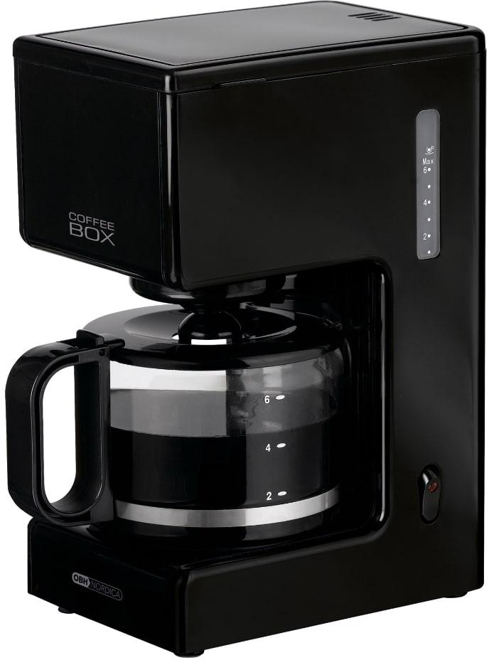 OBH Nordica Coffee Box 2373 alla experttester samlade