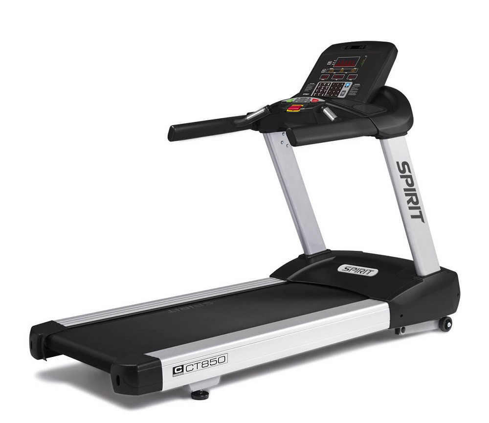 Spirit Fitness Commercial Spirit Fitness CT850 löpband - Test