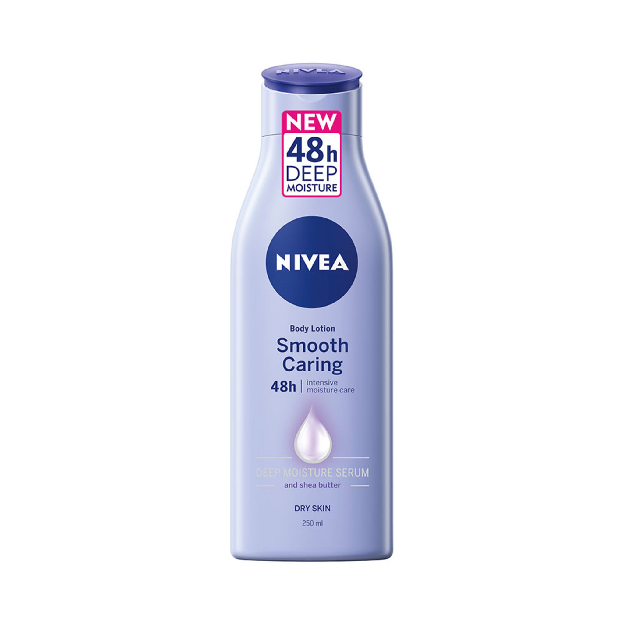 Nivea Body Lotion Smooth Caring 48h - Test