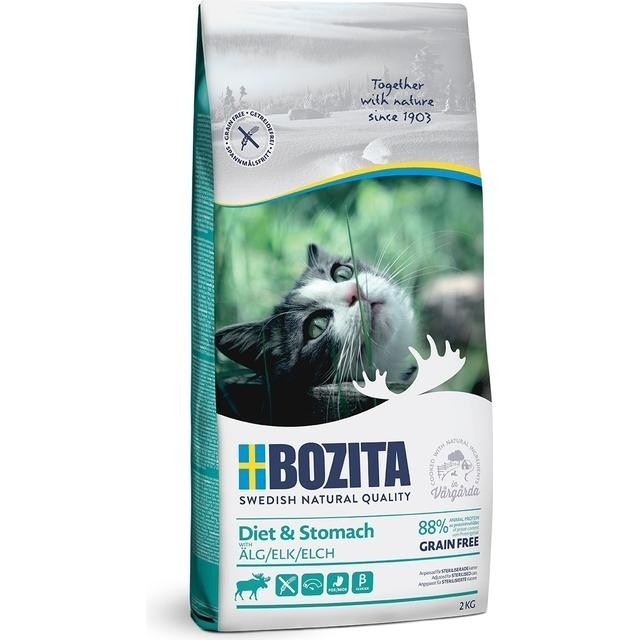 Bozita Diet & Stomach Grain Free - Test