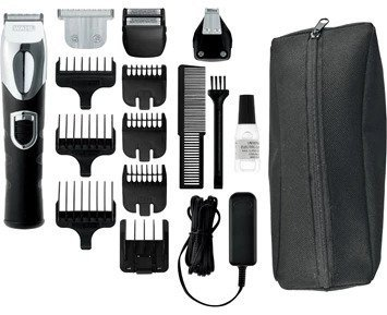 Wahl Lithium Ion Grooming Kit - Test