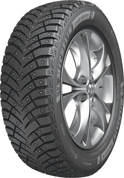 Michelin X-Ice North 4 - Test
