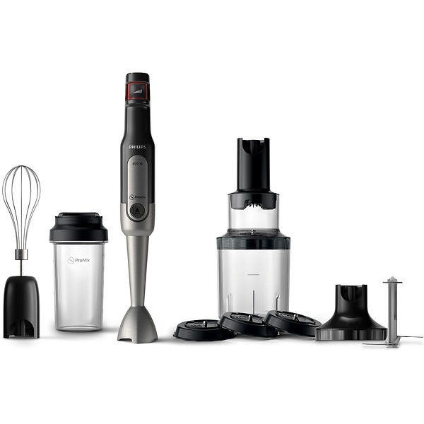 Philips Viva Collection ProMix HR2657 - Test