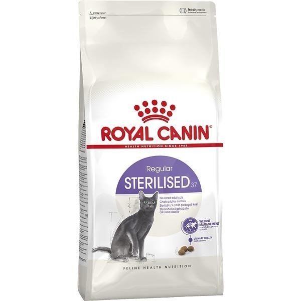 Royal Canin Sterilised 37 - Test