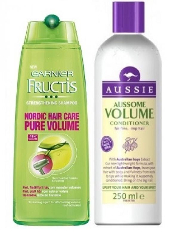 shampoo mot fett hår