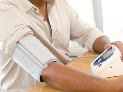 blodtrycksmätare handled test